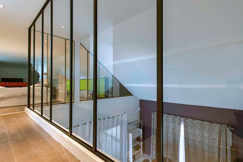 mezzanine bois sur mesure. Black Bedroom Furniture Sets. Home Design Ideas
