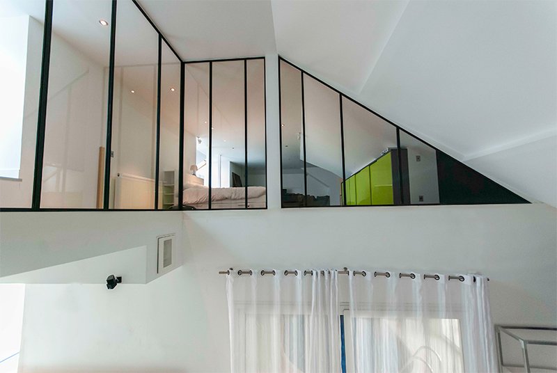 unique verriere pour mezzanine zx21 humatraffin. Black Bedroom Furniture Sets. Home Design Ideas